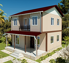 Two Storey Prefab Houses
